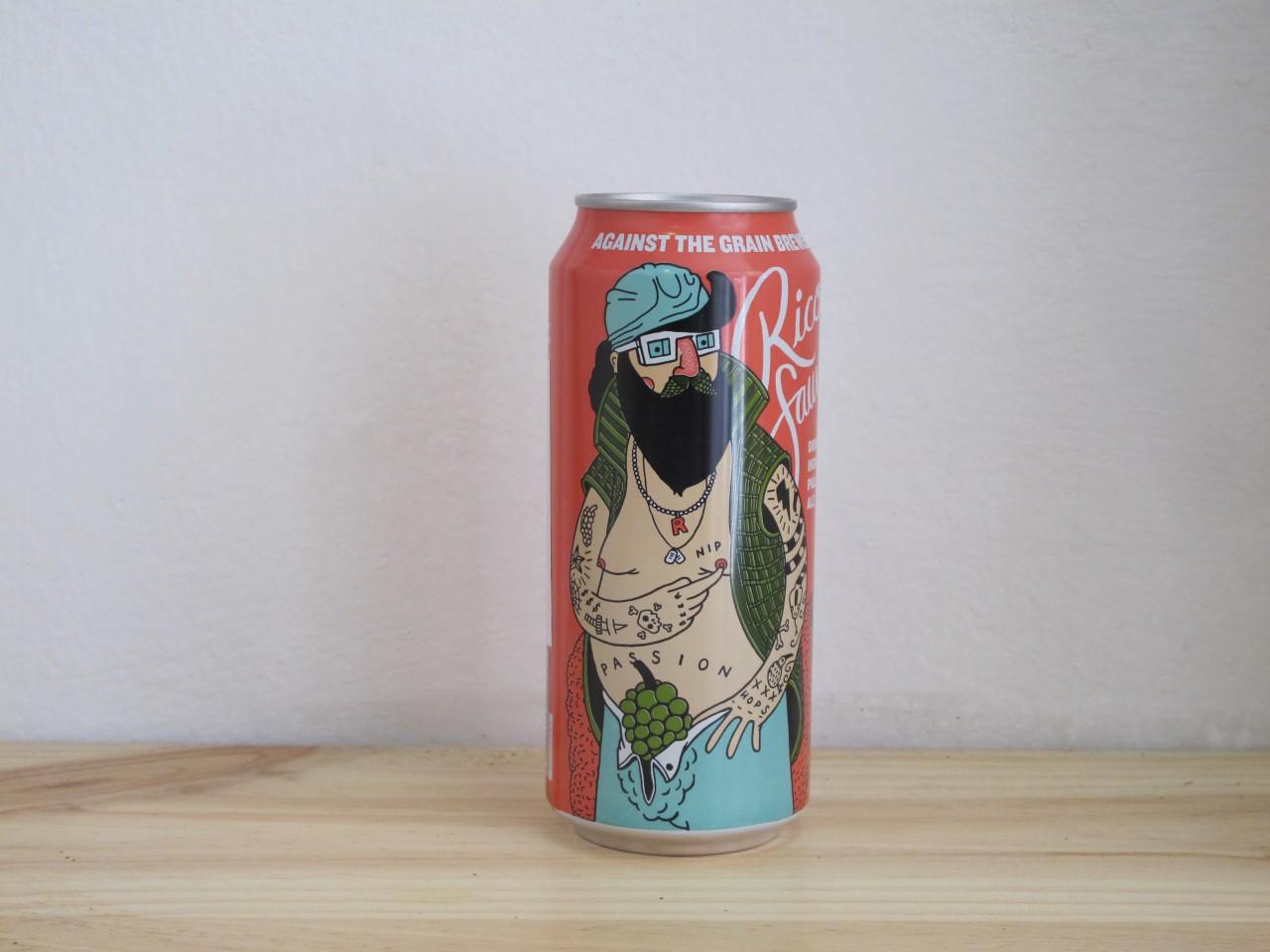 Cerveza Against the Grain Rico Sauvin