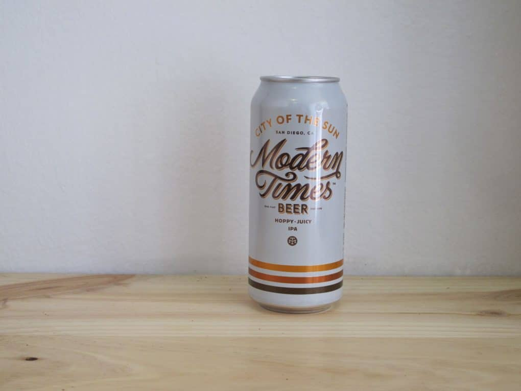 Cerveza Modern Times City of the Sun
