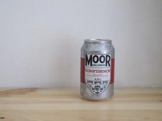 Cerveza Moor Confidence