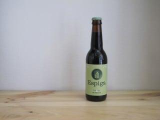 Cerveza Espiga Black IPA