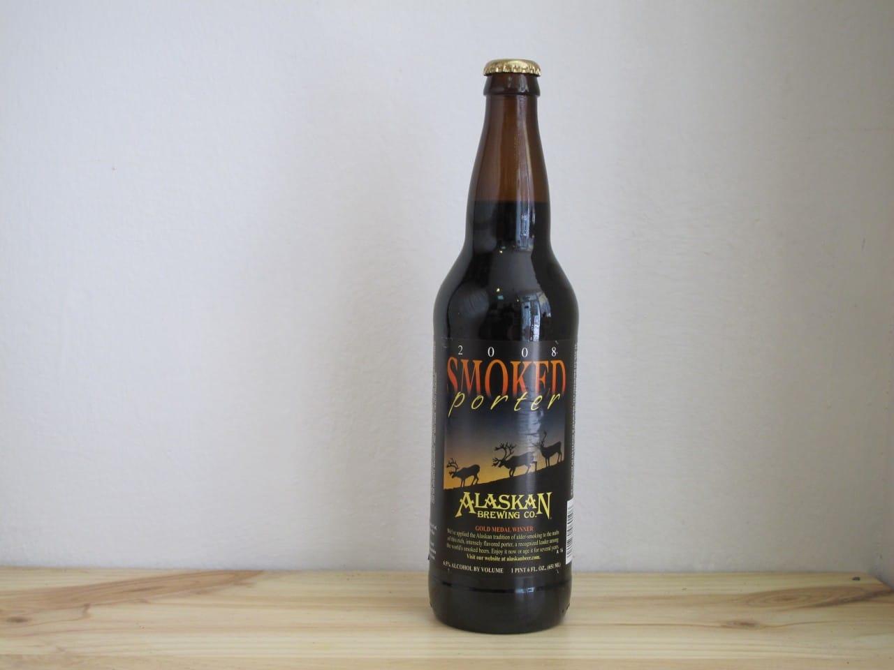 Cerveza Alaskan Smoked Porter (2008)