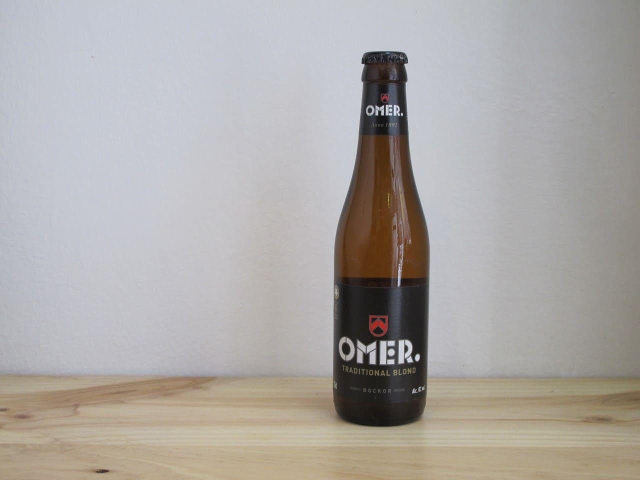Cerveza Omer Blonde