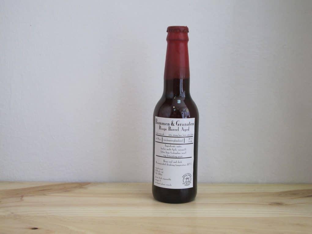 Cerveza De Molen Bommen & Granaten Rioja BA