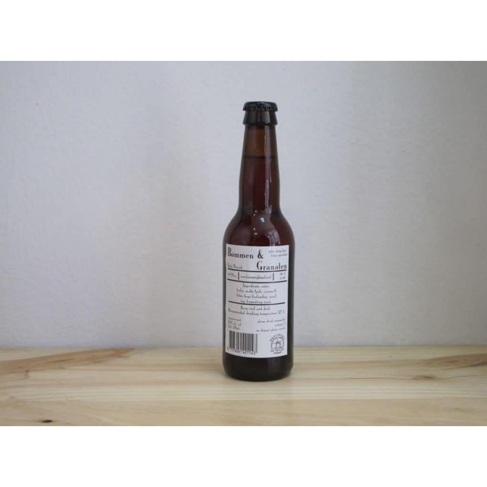 Cerveza De Molen Bommen & Granaten Barleywine