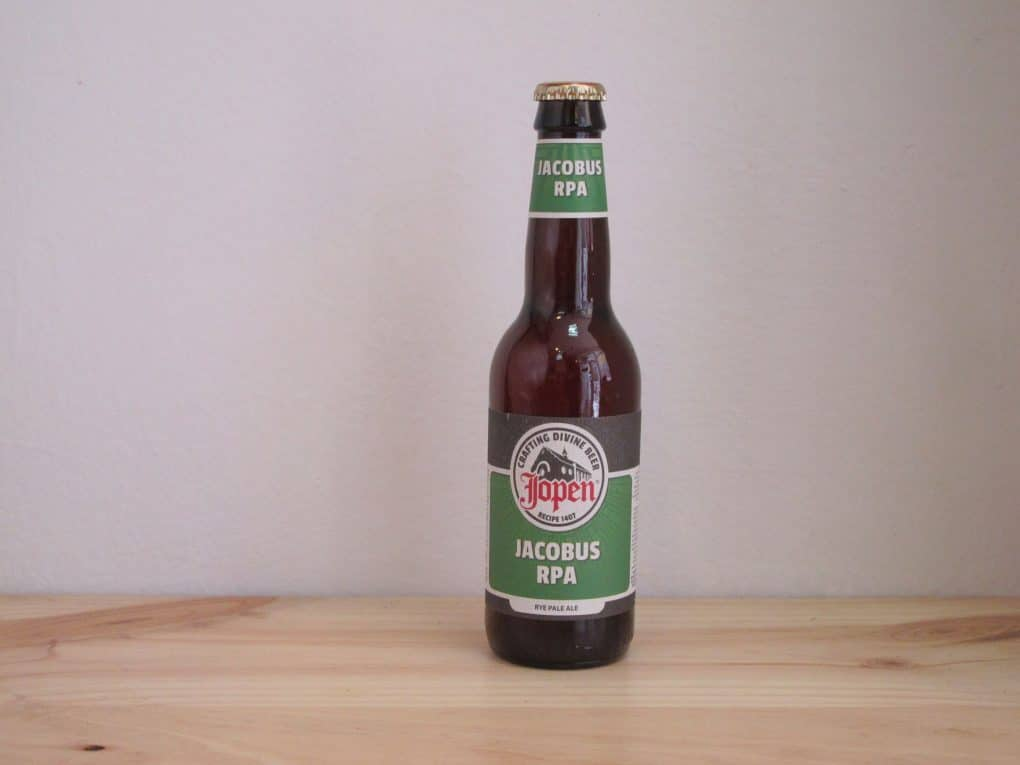 Cerveza Jopen Jacobus RPA