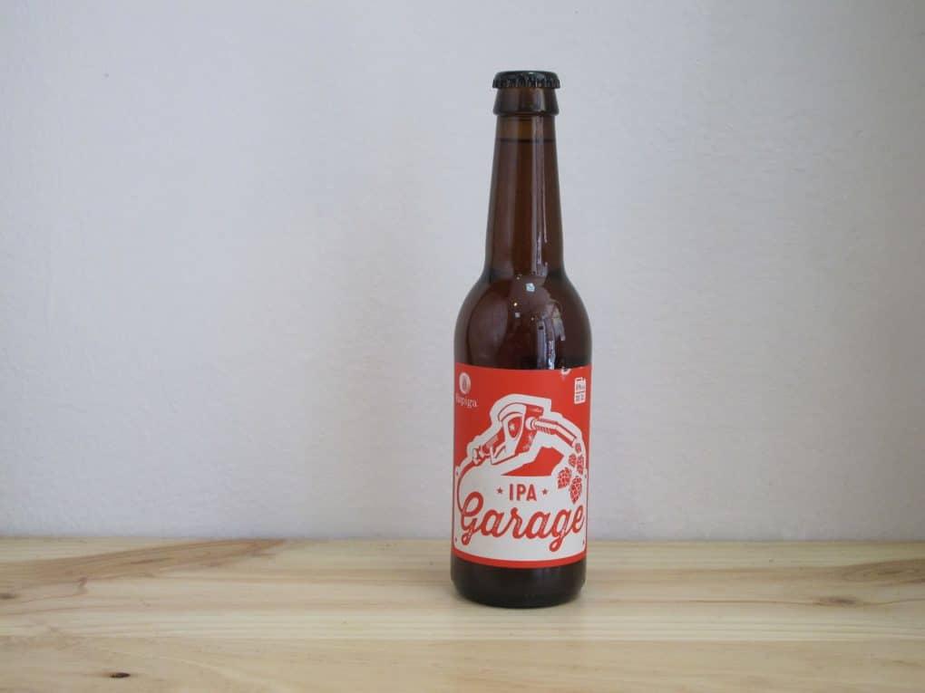 Cerveza Espiga Garage IPA