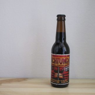 Cerveza Hanscraft & Co / Yria Achtung! Imperial Porter Inside