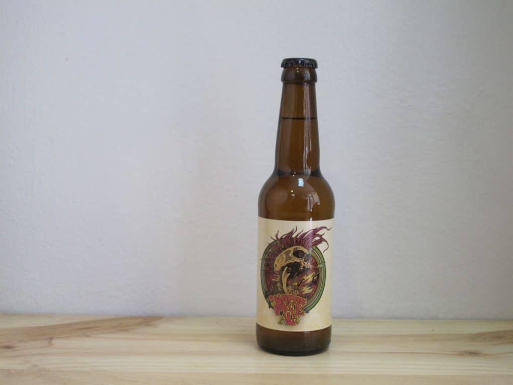 Cerveza Naparbier Pale Ale