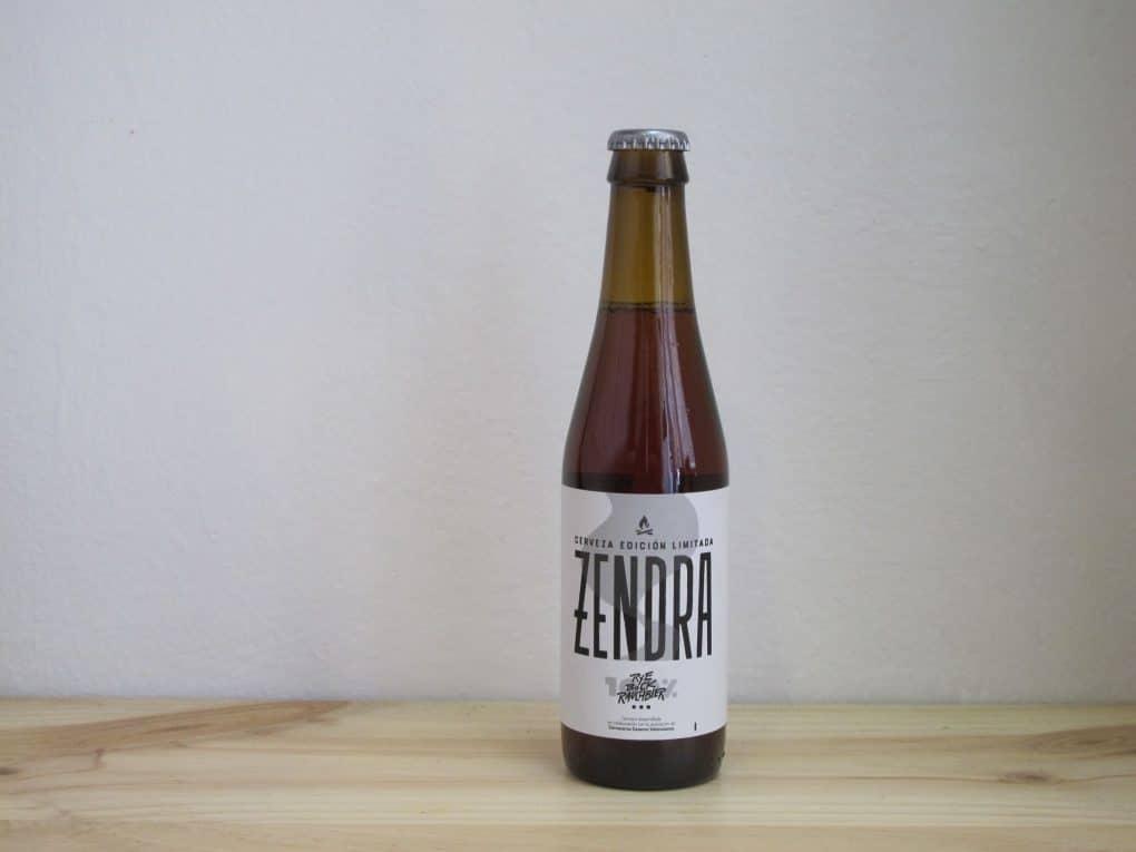Cerveza Zeta + CCV Zendra