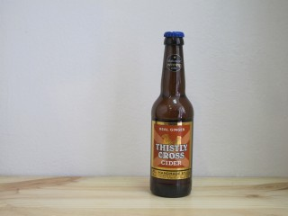 Sidra Thistly Cross Real Ginger Cider