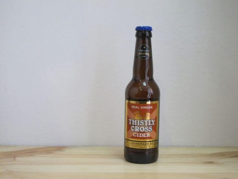 Thistly Cross Real Ginger Cider
