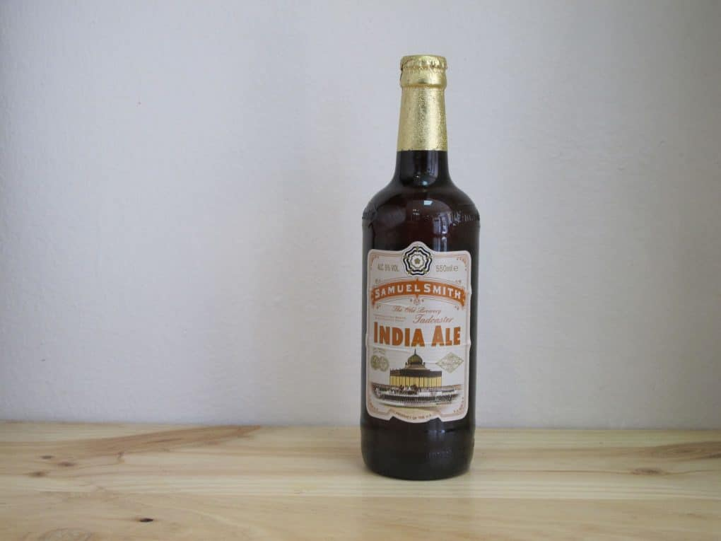 Cerveza Samuel Smith India Ale