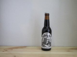 Cerveza Guineu - La Quince Vanilla Black Velvet