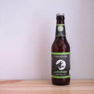 Cerveza Menduiña Lobishome