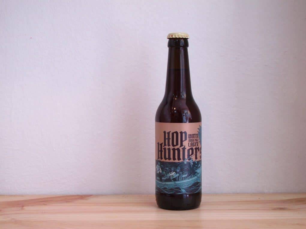 Cerveza Bidassoa / La Quince Hop Hunters Winter India Pale Lager