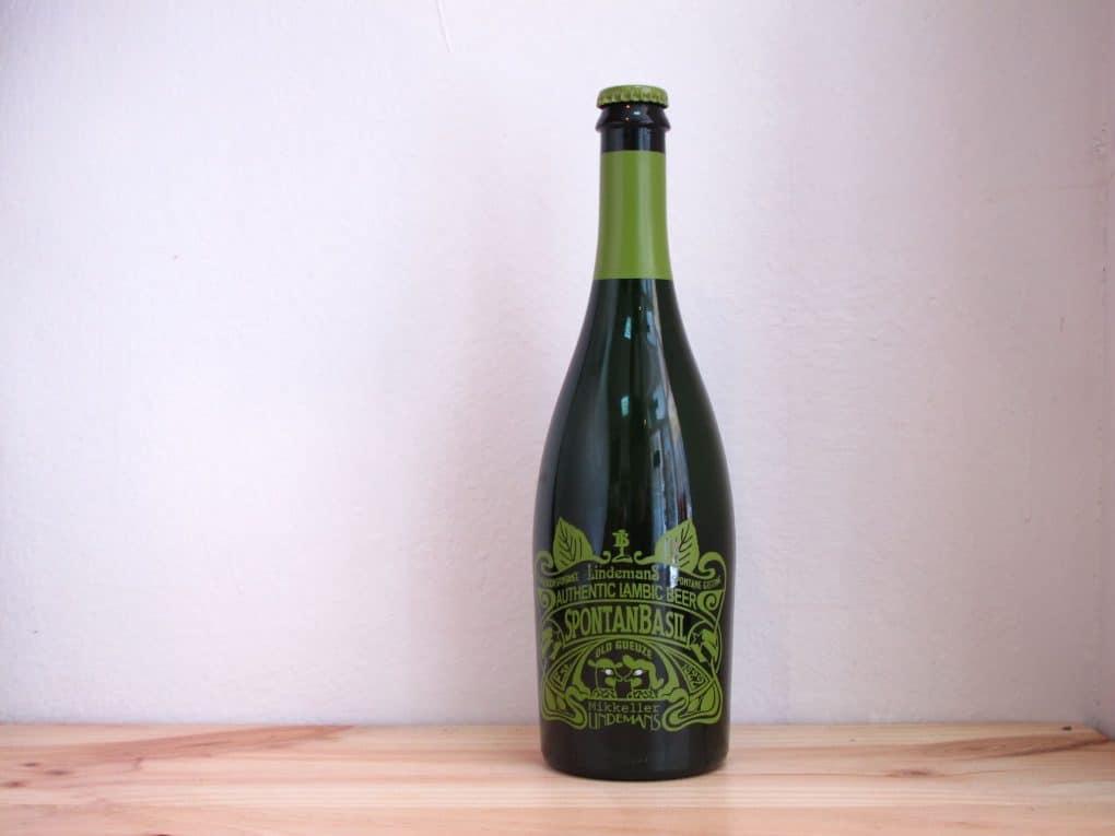 Cerveza Lindemans - Mikkeller Spontanbasil