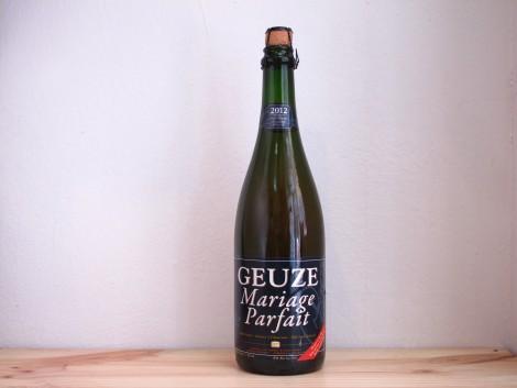 Boon Geuze Mariage Parfait 2012 75 cl