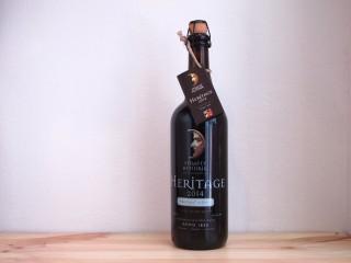 Cerveza Straffe Hendrik Brugs Quadrupel Heritage 2014