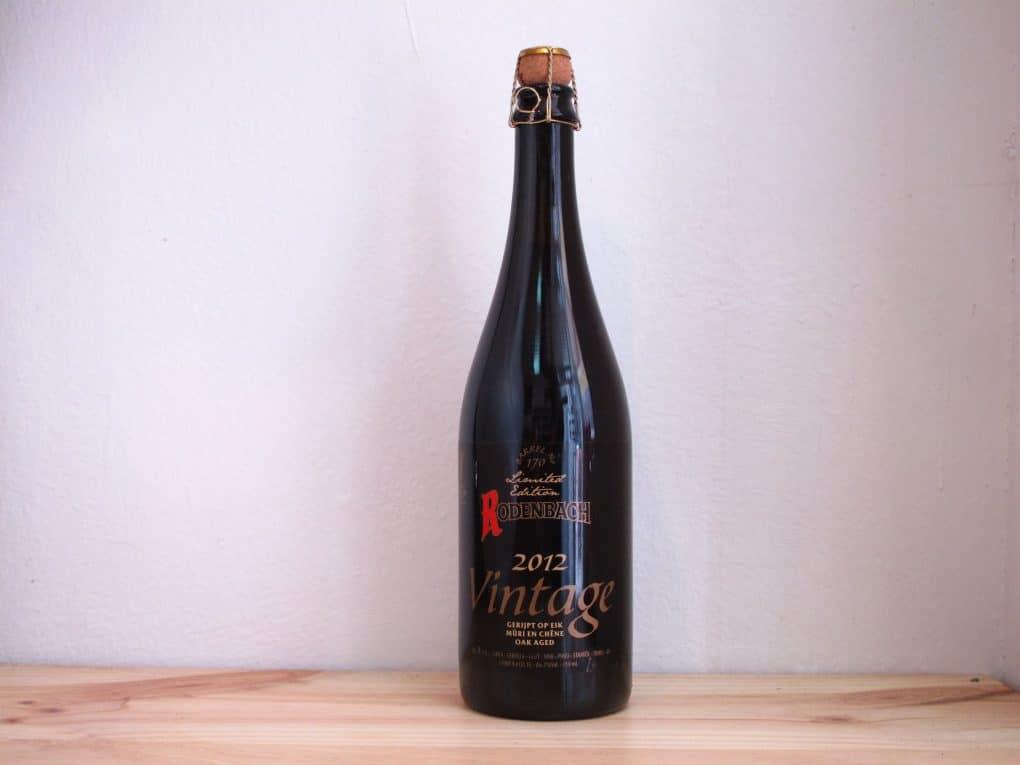 Cerveza Rodenbach Vintage (2012)