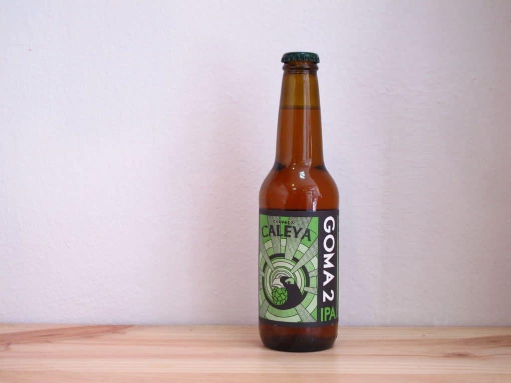 Cerveza Caleya Goma 2