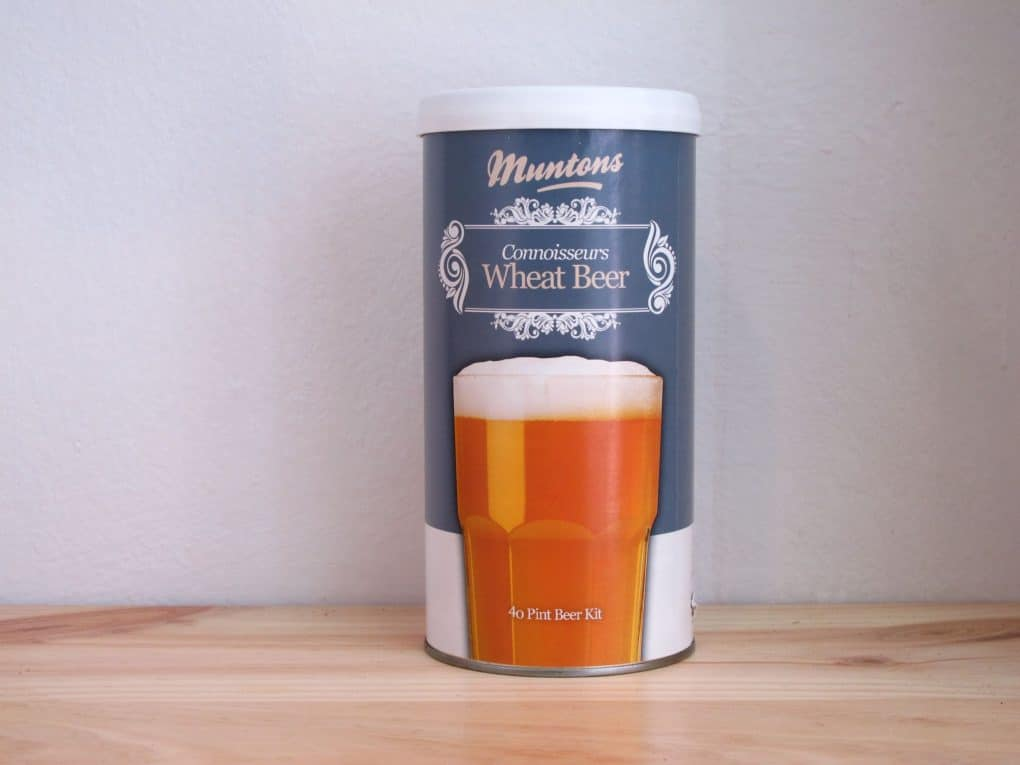 Muntons Connoiseurs Wheat Beer 1,8 Kg - Extracto Homebrew