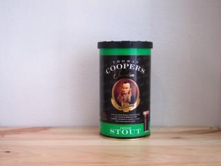 Extracto de malta Coopers Irish Stout
