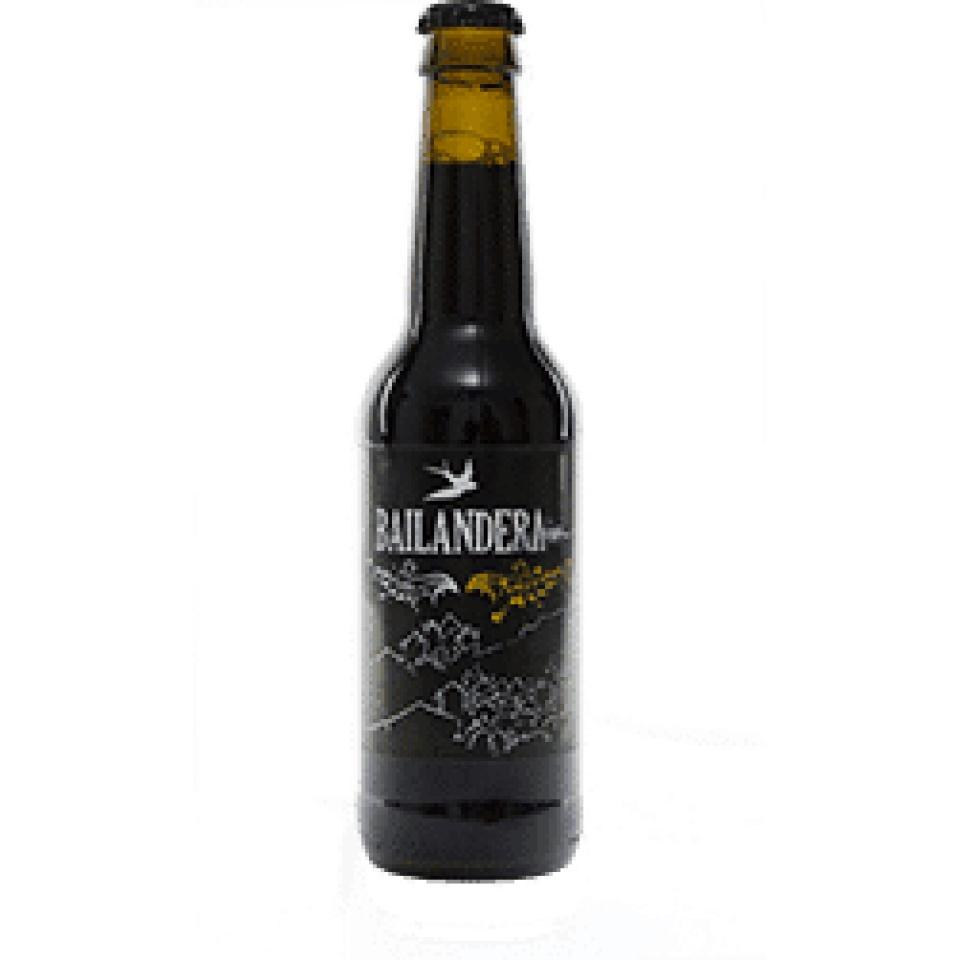 Cerveza Bailandera Negra