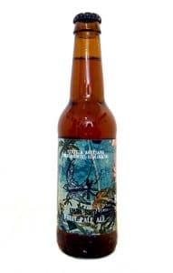 Botella de cerveza Bailandera Fruta Bruta