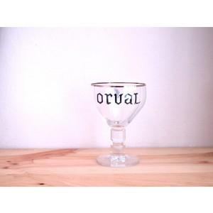 Copa de cerveza belga Orval