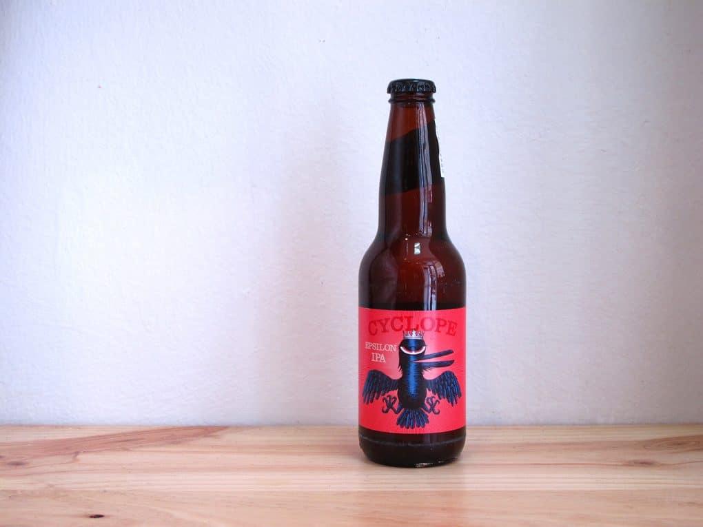 Cerveza Dunham Cyclope Epsilon IPA