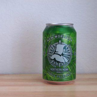 Botella de Cerveza Northern Monk New World IPA