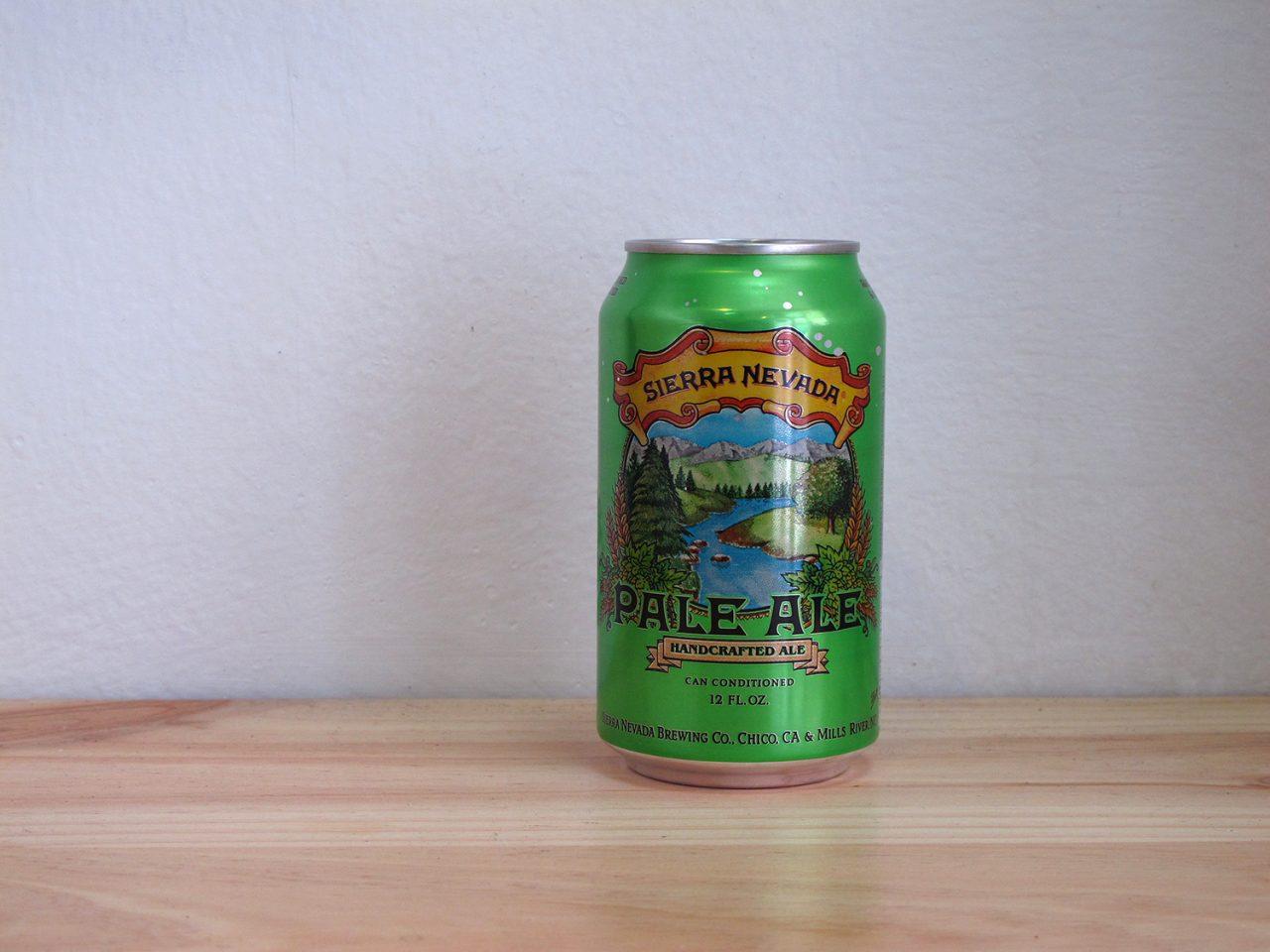 Cerveza Sierra Nevada Pale Ale LATA - American Pale Ale