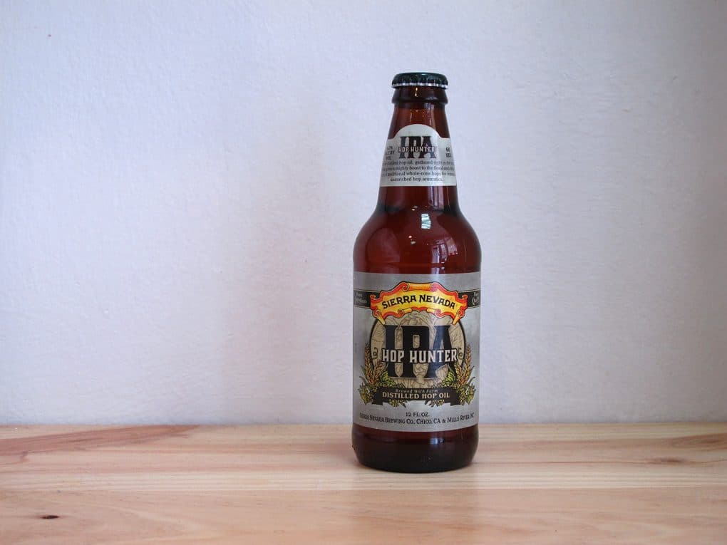 Cerveza Sierra Nevada Hop Hunter IPA