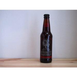 Cerveza Stone Arrogant Bastard (Bourbon Barrel Aged) - Stron Ale