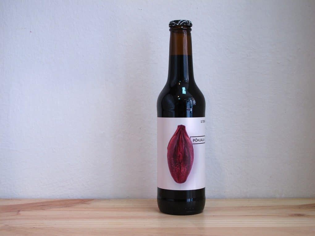 Cerveza Pohjala Must Kuld - Smoked Porter