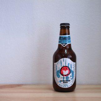 Botella de Cerveza Hitachino Nest White Ale