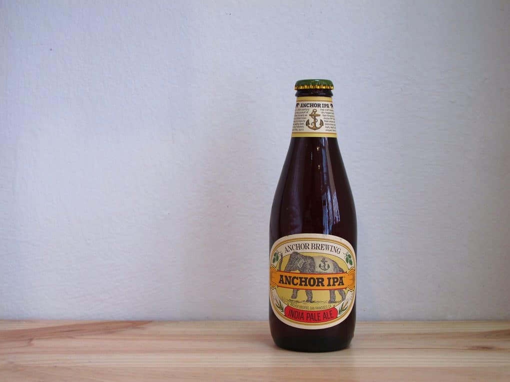 Cerveza Anchor IPA - India Pale Ale