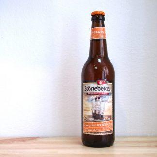 Cerveza Störtebeker Bernstein-Weizen - Trigo