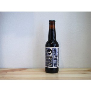 Cerveza BrewDog Jet Black Heart - Milk Stout