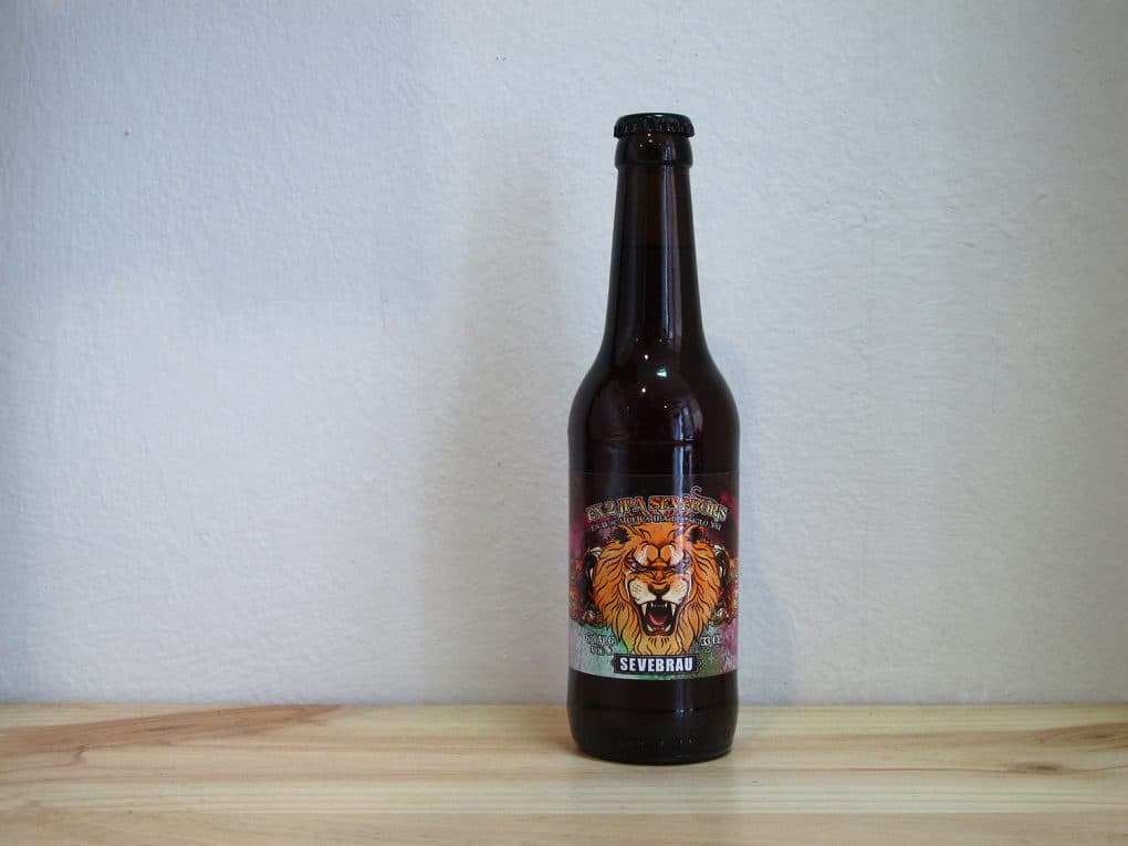 Cerveza Sevebrau Ex 2 IPA - India Pale Ale