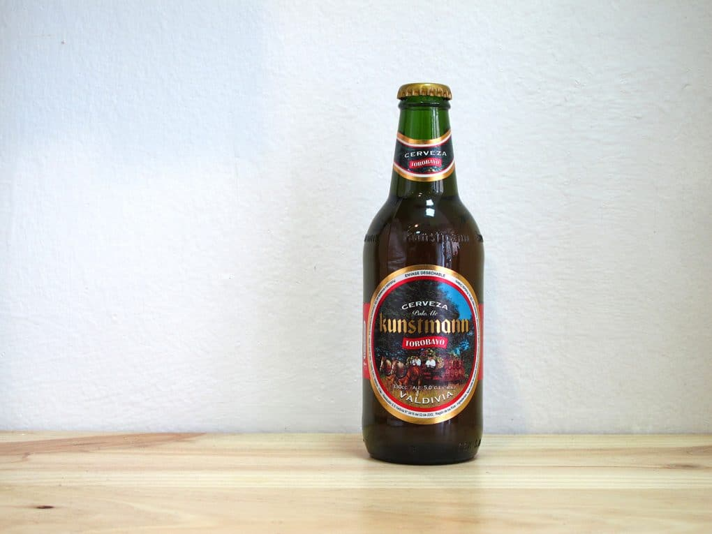 Cerveza Kunstmann Torobayo - Pale Ale