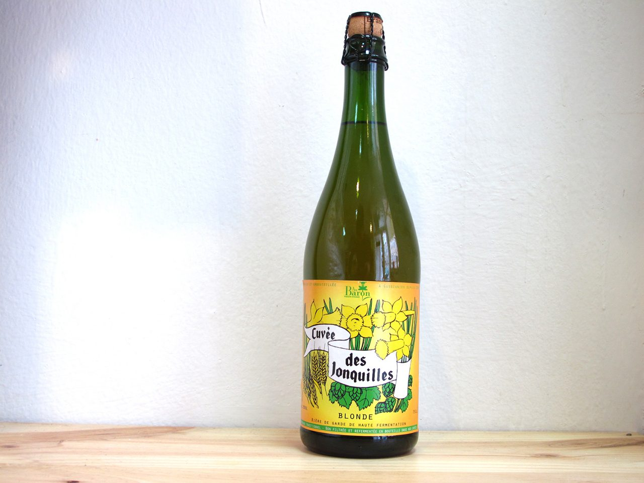 Cerveza Cuvée des Jonquilles - Biere de Garde