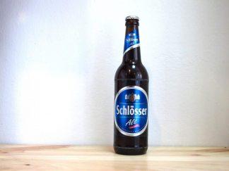Cerveza Schlösser Alt
