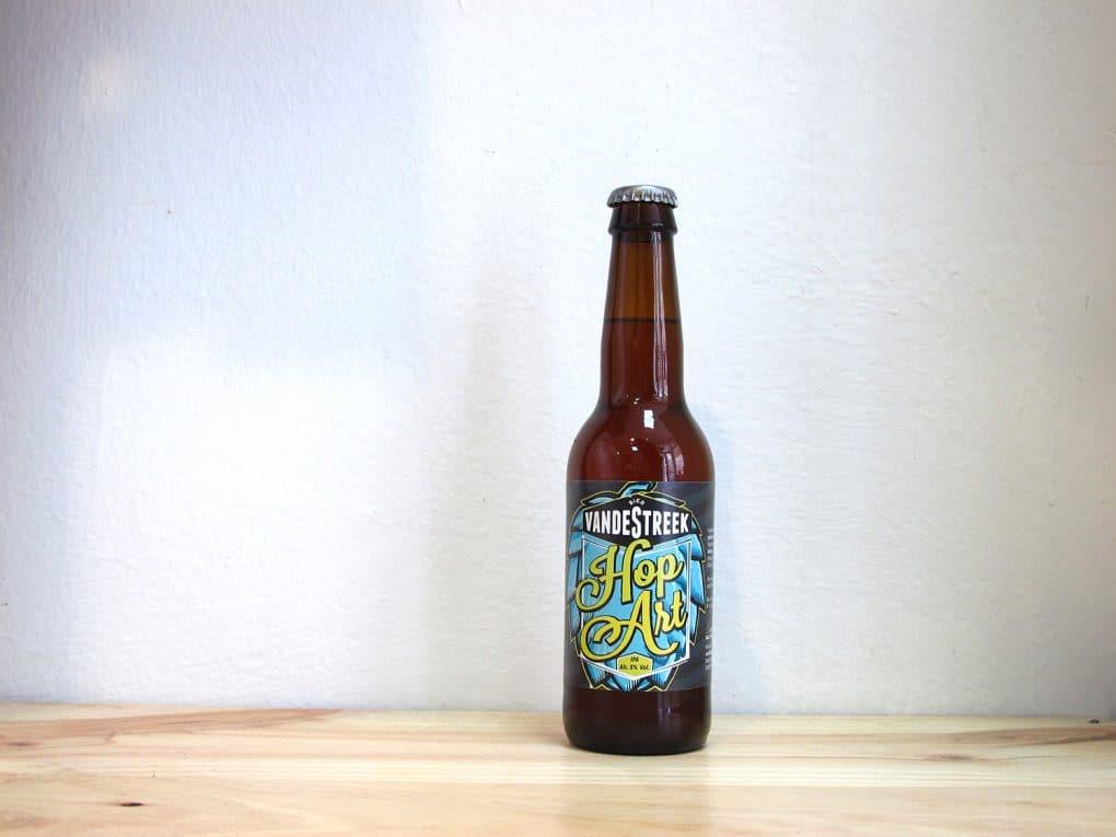Cerveza vandeStreek Hop Art - IPA