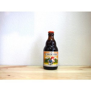 Botella de Cerveza Mc Chouffe