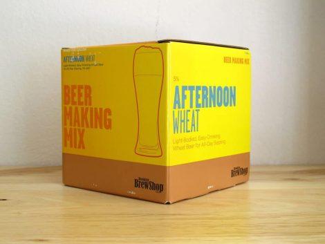 Brooklyn BrewShop Beer Making Mix - Afternoon Wheat