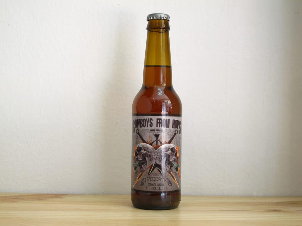 Cerveza Keltius - In Peccatum Cowboys From Hops