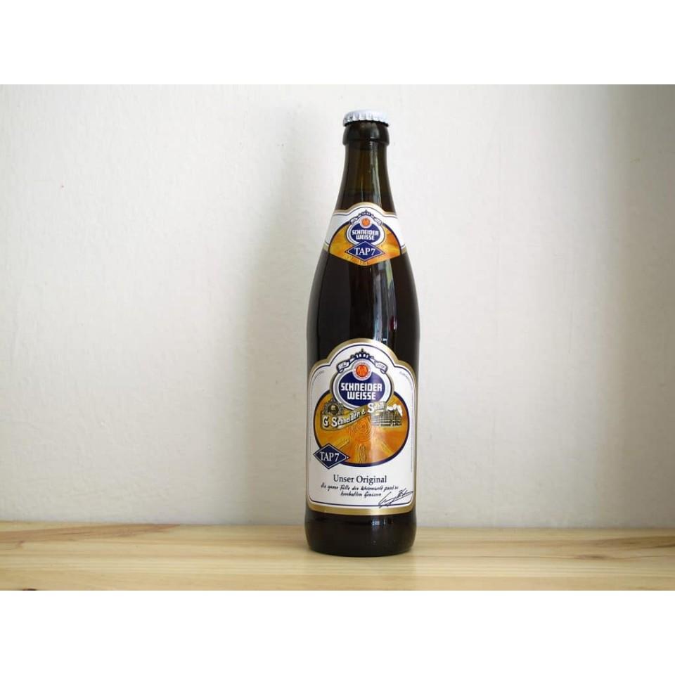 Cerveza Schneider Weisse Unser Original TAP7 - Hefeweizen
