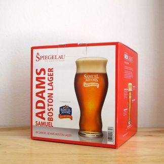 Juego de cata Spiegelau set 4 vasos para cerveza Samuel Adams Boston Lager
