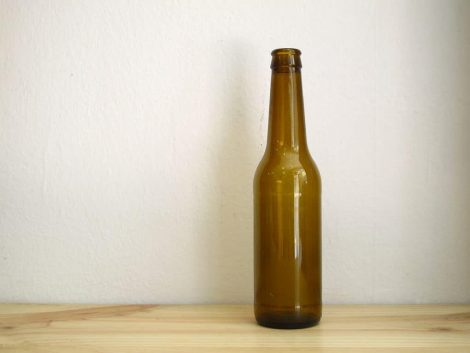 Botella 33 cl hombrew